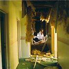 Hallway (Abandoned Nursing Home) by Matt Roberts