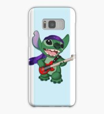 March Stitch Samsung Galaxy Case/Skin