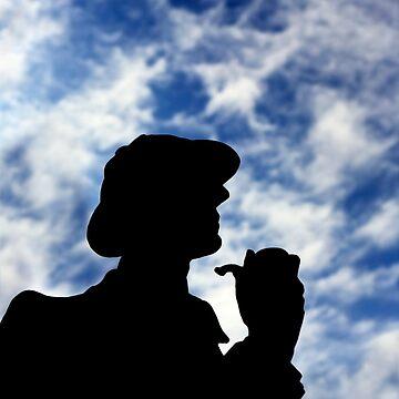 Sherlock Holmes by diktattoor