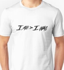 21 Savage I AM > I WAS  Unisex T-Shirt