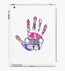Jeep Wave Lily iPad Case/Skin