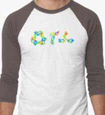 Proteins Men's Baseball ¾ T-Shirt