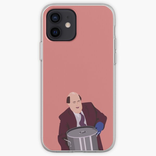 Kevin Malone, the office iPhone Soft Case