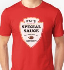 Pats spezielles Sauce Shirt Slim Fit T-Shirt