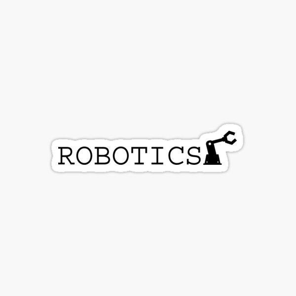 Robotics Sticker