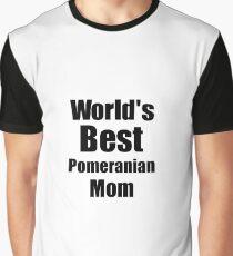 Pomeranian Mom T Shirts Redbubble