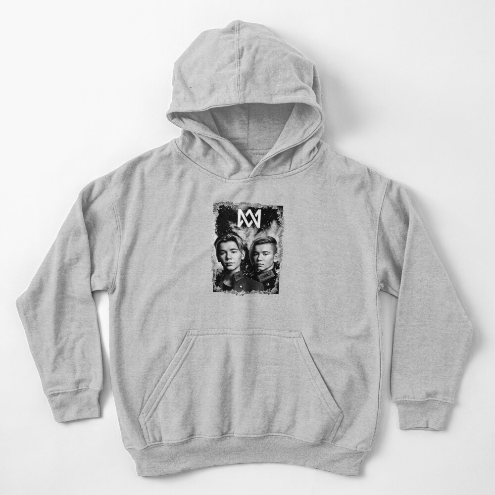 marcus and martinus Kids Pullover Hoodie