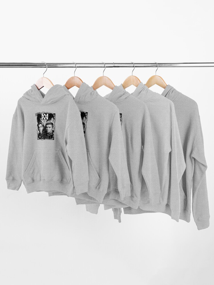 Alternate view of marcus and martinus Kids Pullover Hoodie