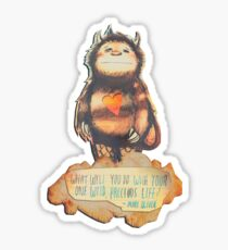 Wild Precious Life [ver. 2] Sticker