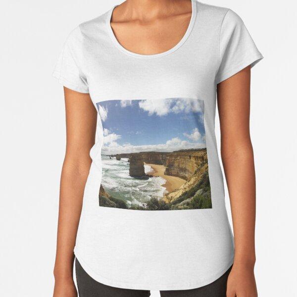 Twelve Apostles Premium Scoop T-Shirt