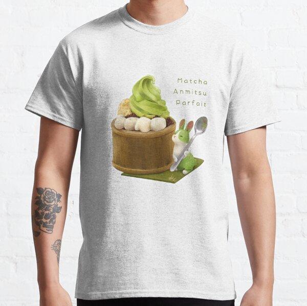 Matcha Anmitsu Parfait - English var Classic T-Shirt
