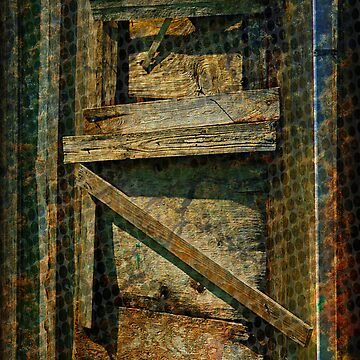 All Boarded Up Variation by mgurdus