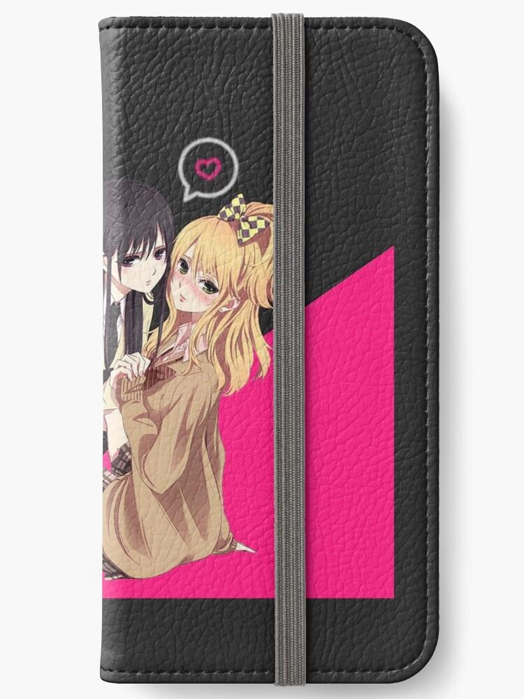 Anime Citrus Mei x Yuzu Manga Yuri | iPhone Wallet