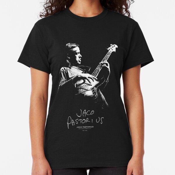 Jaco - Jazz - Fretless Bass - Musician - Music Classic T-Shirt