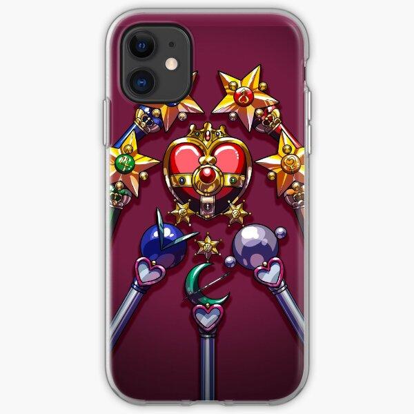 Henshin Items S iPhone Soft Case