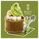Matcha Anmitsu Parfait - Japanese var BG by maygreen