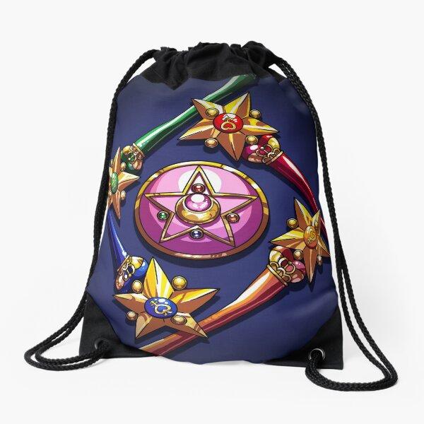 Henshin Items R Drawstring Bag