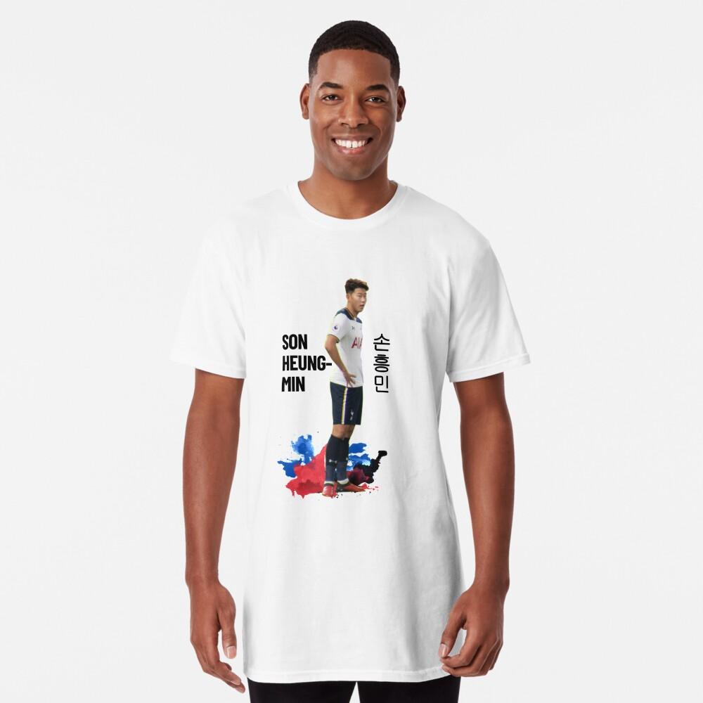 """Son Heung-min"" T-shirt By RedAngelDesigns"
