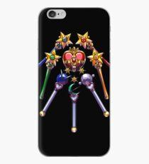 Henshin Items S (on black) iPhone Case