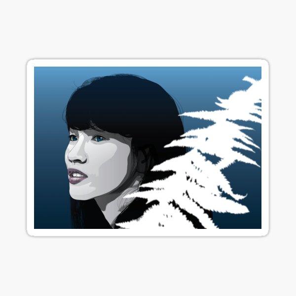 Emotional Portrait Sticker
