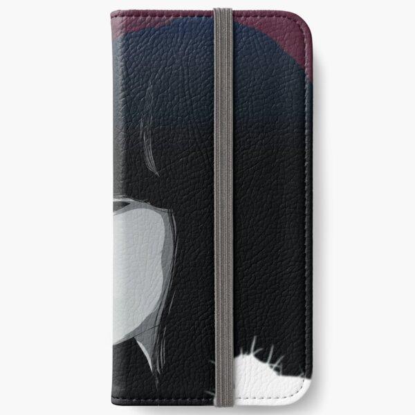 Emotional Portrait iPhone Wallet