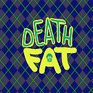 Death Fat Skull by Alex Heberling