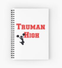 Truman High- Bring It On Spiral Notebook