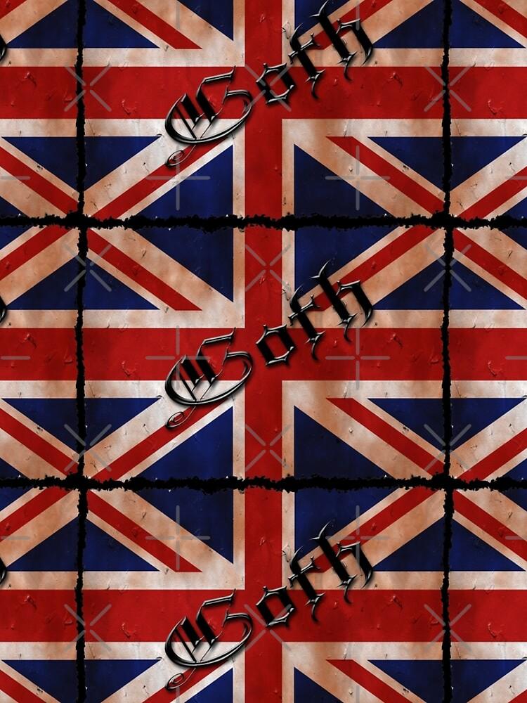 Union Flag ll by GothCardz