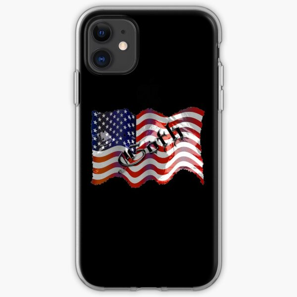 Stars And Stripes ll iPhone Soft Case
