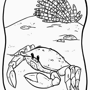 Black Crab by KristelMallet