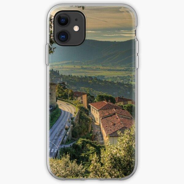 Cortona Tuscany iPhone Soft Case