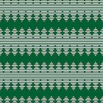 Christmas trees by alijun