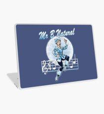 Mr B Natural Laptop Skin