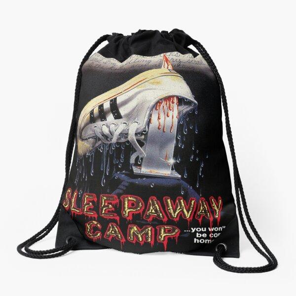 SLEEPAWAY CAMP Drawstring Bag