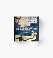 TO CATCH A THIEF Acrylic Block