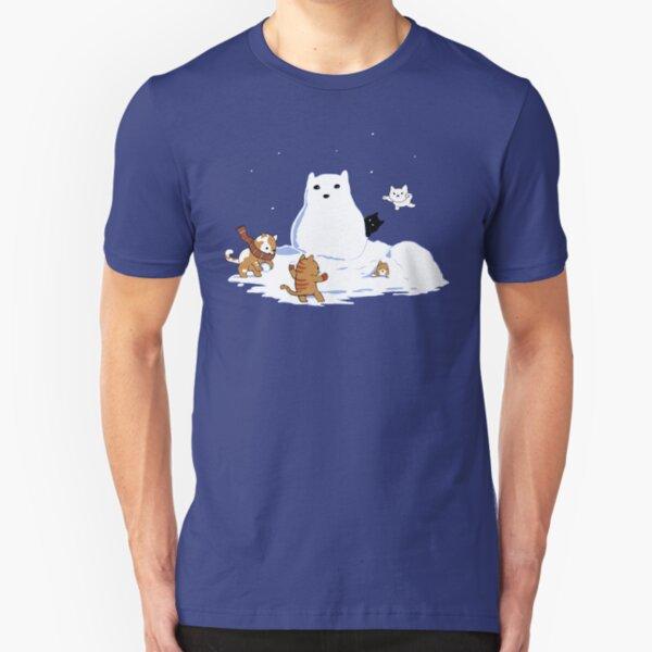 Snowcat Slim Fit T-Shirt