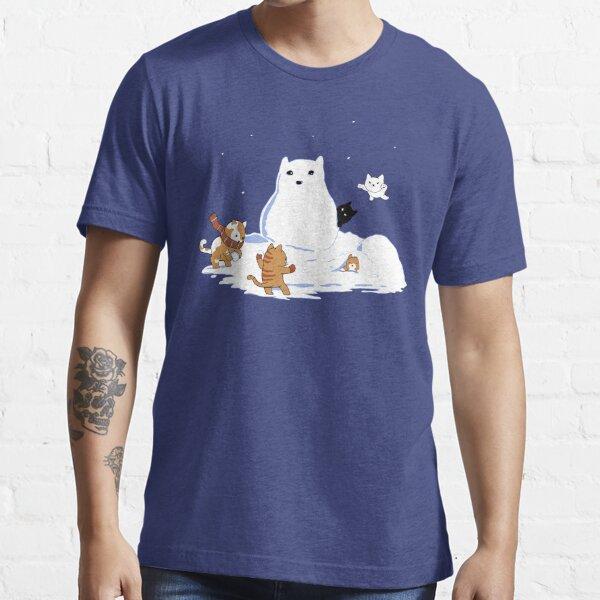 Snowcat Essential T-Shirt