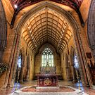 St Patrick's Cathedral • Ballarat • Victoria by William Bullimore