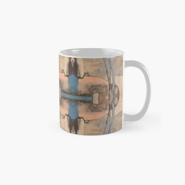 #Artistandhismodel #PabloPicasso #Neoclassicist #Surrealist #Period #Surrealism #genrepainting #Musée #Picasso #Paris #France #modernart #illustration #art #design #chalkout #vector Classic Mug