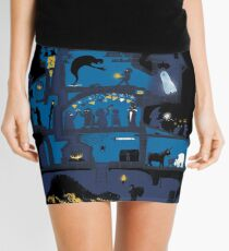 Wizard's Castle Mini Skirt