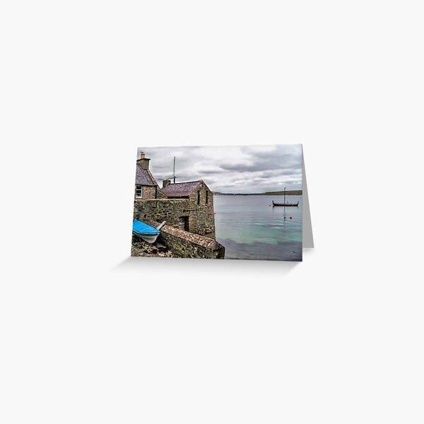 Shetland Lodberry Greeting Card