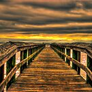 To horizon  by LudaNayvelt