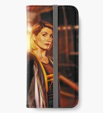 Doctor Who - The Twelfth & Thirteenth Doctor iPhone Wallet/Case/Skin
