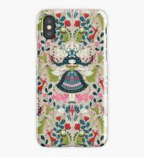 Scandinavian Girl iPhone XS Case