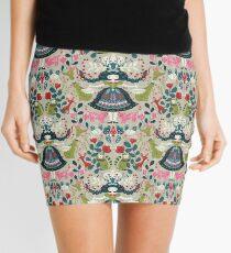 Scandinavian Girl Mini Skirt