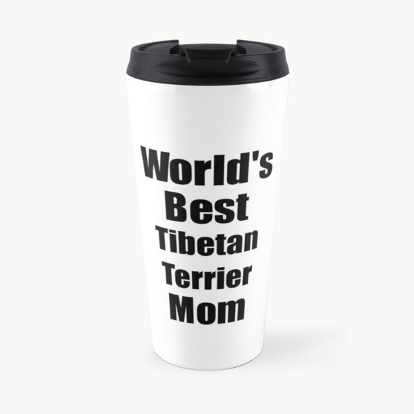 Cute /& funny gifts Tibetan Terrier dog owners /& lovers! Tibetan Terrier Mum Mug