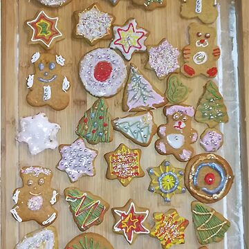 Christmas gingerbreads by cartoonblog