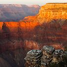 The Grand Canyon South Rim Series - Pima Point - 1 ©  by © Hany G. Jadaa © Prince John Photography