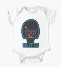 Butts Butts Butts One Piece - Short Sleeve