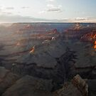 The Grand Canyon South Rim Series - Pima Point - 4 ©  by © Hany G. Jadaa © Prince John Photography